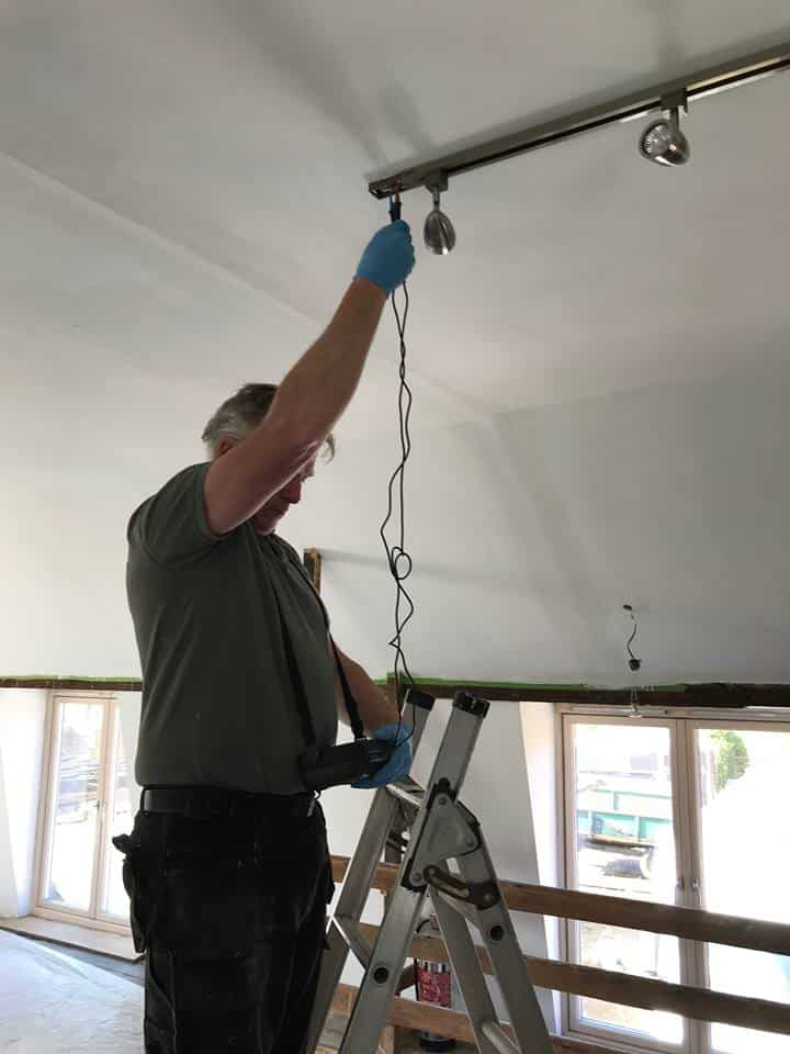 Winchester Electricians in Hampshire